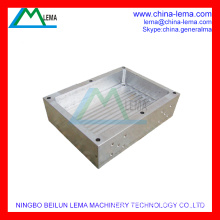 Aluminium Precision CNC Housing Bearbetning Producent